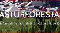 Broad exhibition of Guerra's forestry machinery at ASTURFORESTA 2019 (Tineo-Asturias. Spain)